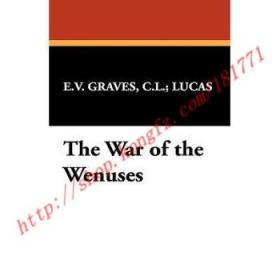 【全新正版】The War of the Wenuses