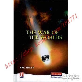【全新正版】War of the Worlds