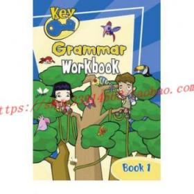 【全新正版】Key Grammar Level 1 Work Book