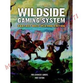 【全新正版】The Wildside Gaming System: Fantasy Role-Pla...