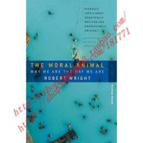 【全新正版】Moral Animal: Why We Are The Way We Are