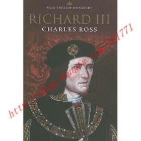 【全新正版】Richard III