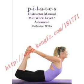 【全新正版】p-i-l-a-t-e-s Instructor Manual Mat Work Lev...