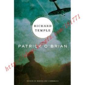 【全新正版】Richard Temple: A Novel