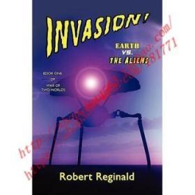 【全新正版】Invasion! Earth vs. the Aliens: War of Two W...