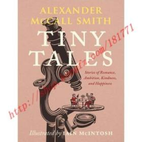 【全新正版】Tiny Tales: Stories of Romance, Ambition, Ki...