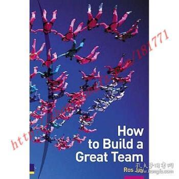 【全新正版】How to Build a Great Team 2/e