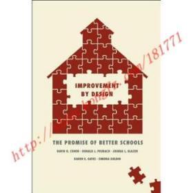 【全新正版】Improvement by Design: The Promise of Better...