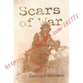 【全新正版】Scars of War