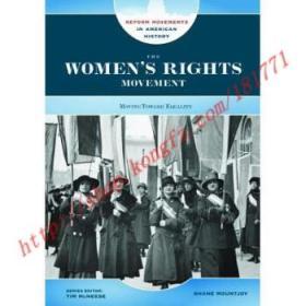 【全新正版】The Women's Rights Movement: Moving Toward E...