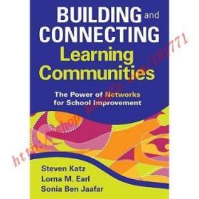【全新正版】Building and Connecting Learning Communities...