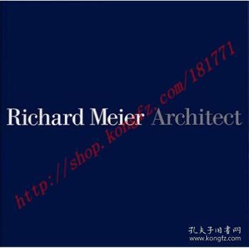 【全新正版】Richard Meier, Architect Volume 5