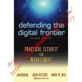 【全新正版】Defending The Digital Frontier: Practical Se...