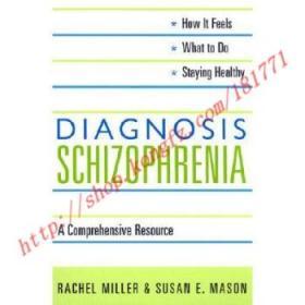【全新正版】Diagnosis: Schizophrenia: A Comprehensive Re...