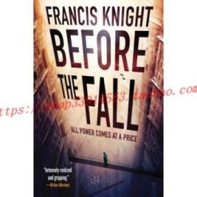 【全新正版】Before the Fall