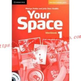 【全新正版】Your Space Level 1 Workbook with Audio CD