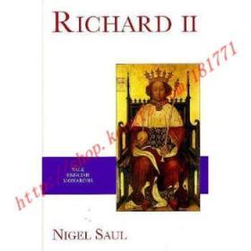 【全新正版】Richard II