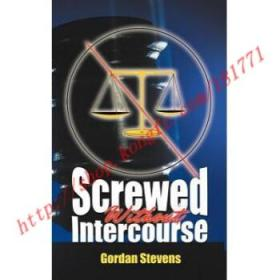 【全新正版】Screwed Without Intercourse
