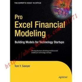 【全新正版】Pro Excel Financial Modeling: Building Model...