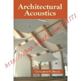 【全新正版】Architectural Acoustics