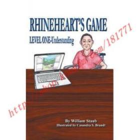 【全新正版】Rhineheart's Game: Level One-Understanding