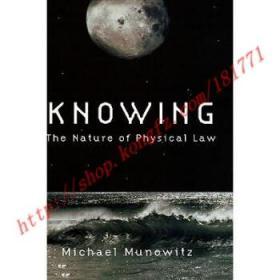 【全新正版】Knowing: The Nature of Physical Law
