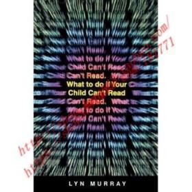 【全新正版】What to Do If Your Child Can't Read