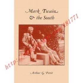 【全新正版】Mark Twain and the South
