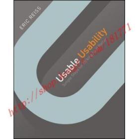 【全新正版】Usable Usability: Simple Steps For Making St...