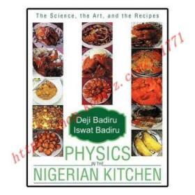 【全新正版】Physics in the Nigerian Kitchen: The Science...