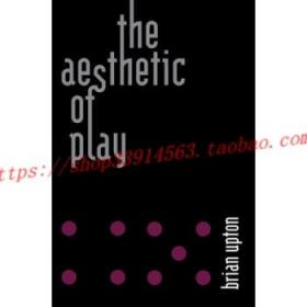 【全新正版】The Aesthetic of Play