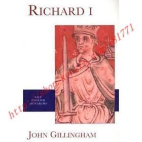 【全新正版】Richard I
