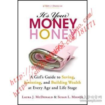 【全新正版】It'S Your Money, Honey: A Girl'S Guide To Sa...