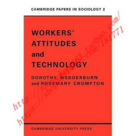 Workers' Attitudes and Technology