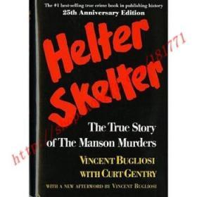 【全新正版】Helter Skelter: The True Story of the Manson...