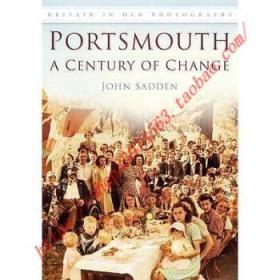 【全新正版】Portsmouth: A Century of Change: Britain in ...