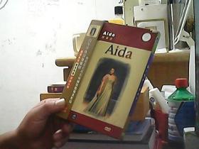 世界十大经典歌剧【阿依达】1张DVD