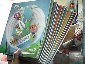 high flyers :workbook :I。f.g.h.c.d,Book、I。f.g.h.c.d、Book、e【13册和售】