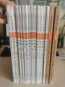 殷墟甲骨文书体分类萃编 全套16册