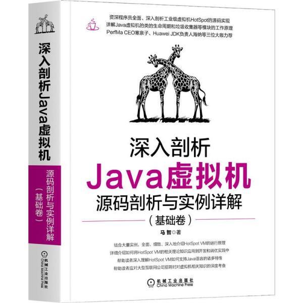 深入剖析Java虚拟机:源码剖析与实例详解(基础卷)
