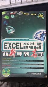 EXCEL2007公式、函数、图表与数据处理从新手到高手