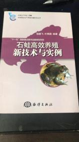 石蛙高效养殖新技术与实例
