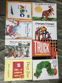 二手平装绘本简装绘本正版儿童启蒙课外读物儿童幼儿园书儿童书图画书