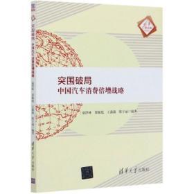 突围破局:中国汽车消费倍增战略(清华汇智文库)