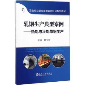 轧钢生产典型案例——热轧与冷轧带钢生产