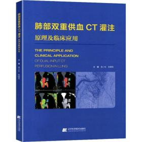【新华书店】肺部双重供血CT灌注成像原理及临床应用