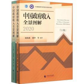 【新华书店】中国  收入全景图解 2020(全2册)
