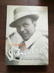 LES TRÉSORS DE SINATRA(法语原版,辛纳屈的宝藏。书内有光盘等很多附件)