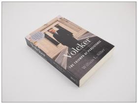 Volcker the Triumph of Persistence