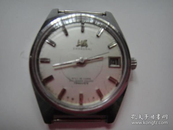 上海牌原装单历机械手表